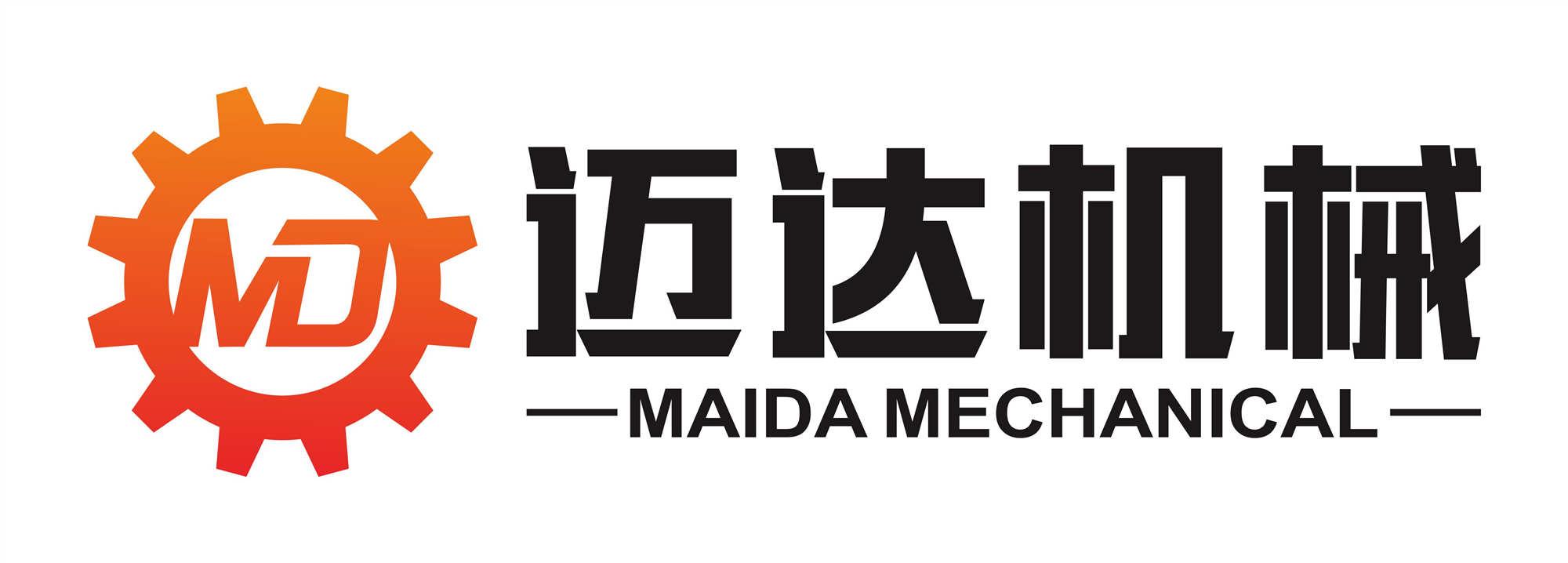 邁達機械logo